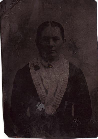Unknown Speight Woman